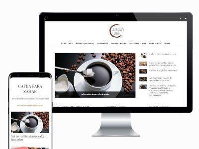 cafea fara zahar nou